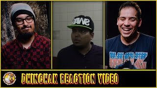 Dhinchak The Horror Story   Jordindian Reaction and Discussion