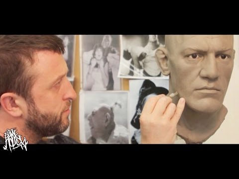 Slime House TV Ep07  Mike Hill - Hollywood Special Effects Artist & Expert Realism Sculptor.