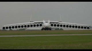 世界上最大的飞机-安225 Mriya