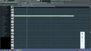How to make simple siren in Fl studio