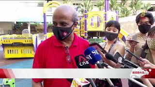 【新加坡大选】武吉班让单选区为焦点之一 淡马亚:如果当选是个奇迹