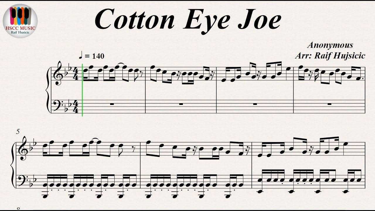 how to dance cotton eye joe