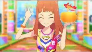 Aikatsu! Stars Ako Saotome -「Marina of August」(Episode 17) アイカツ スターズ! Ep 17 早乙女 あこ thumbnail