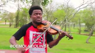 IF   DAVIDO  VIOLIN COVER  DEMOLA