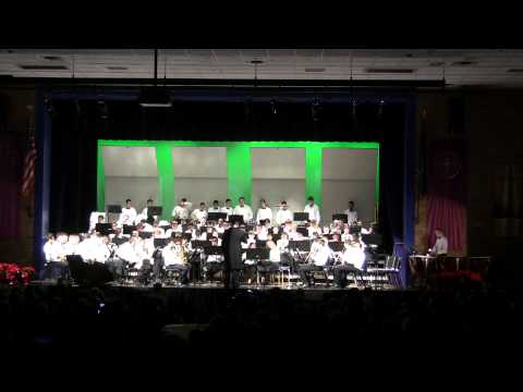 Xaverian High School's Concert Band - Songs of Christmas Cheer by James Swearington