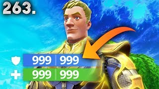 CRAZY 999 HP GLITCH. Fortnite Daily Best Moments Ep.263 (Fortnite WTF Fails and Funny Moments)