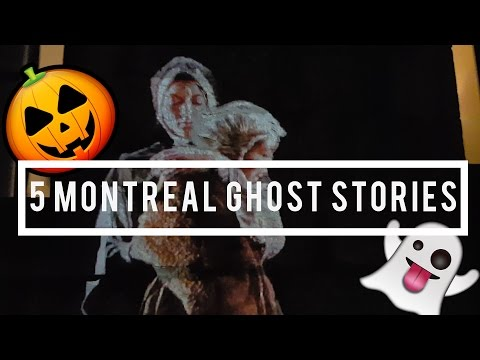 Top 5 Most Haunted Places in Montreal