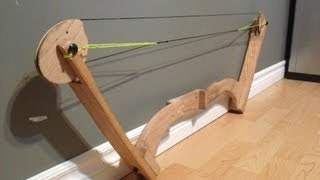 Home Made Oak Compound Bow