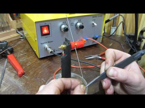 Ювелирный аппарат электроконтактной точечной  микросварки  80А
