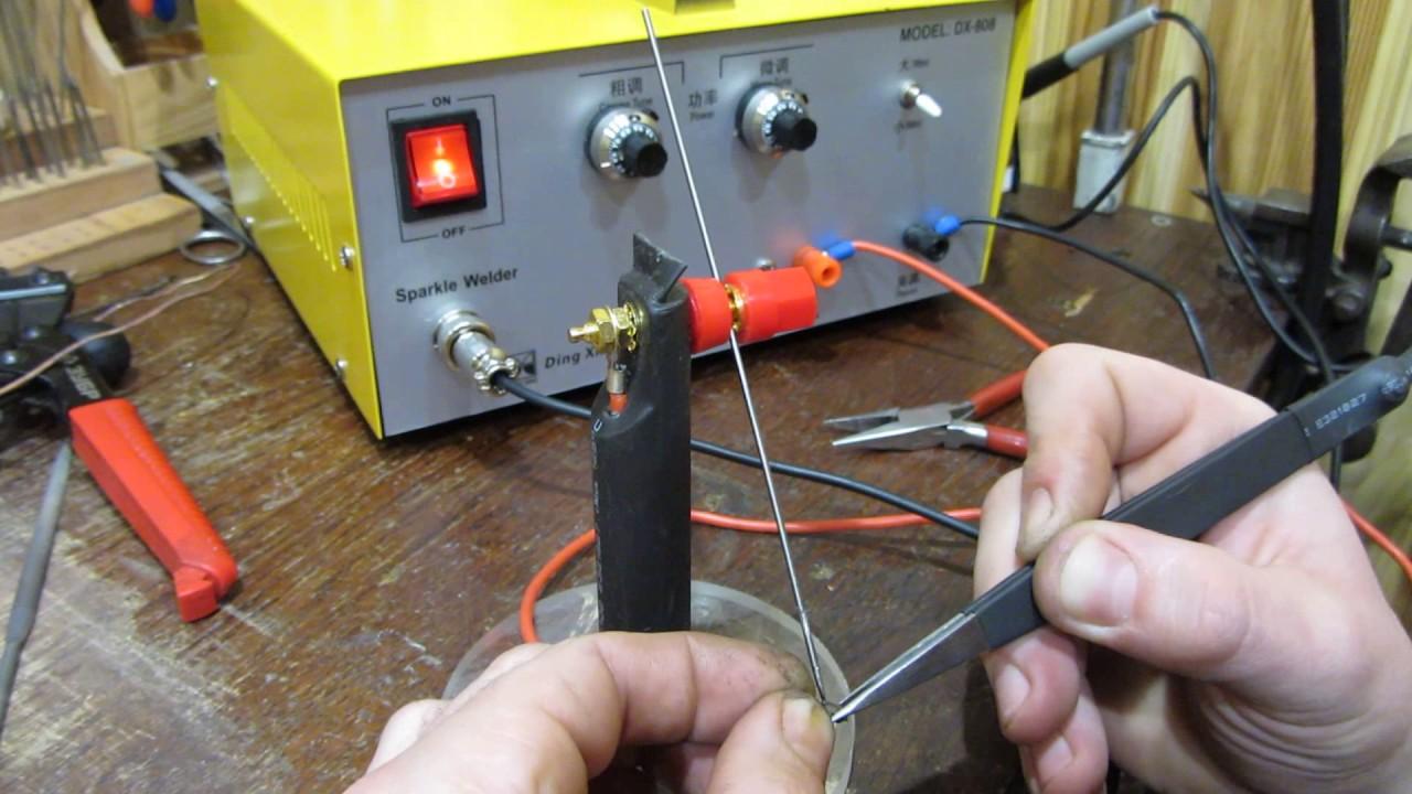 Импульсный электродуговой сварочный аппарат | полезное своими руками.