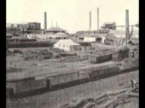 TWENTIETH CENTURY KALGOORLIE W AUSTRALIA HISTORY GOLD MINING TRANSPORT BUILDINGS