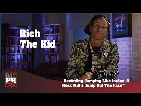 Rich The Kid - Recording