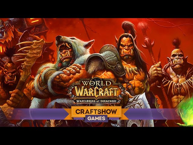 World of Warcraft: Warlords of Draenor (видео)