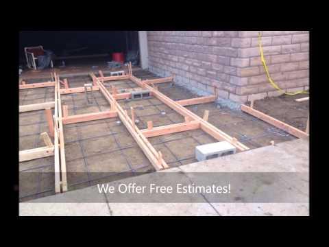 Thousand Oaks Cement Contractors Shafran Construction 805-421-4333