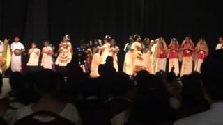 MACF Onam 2012 Theme Dance