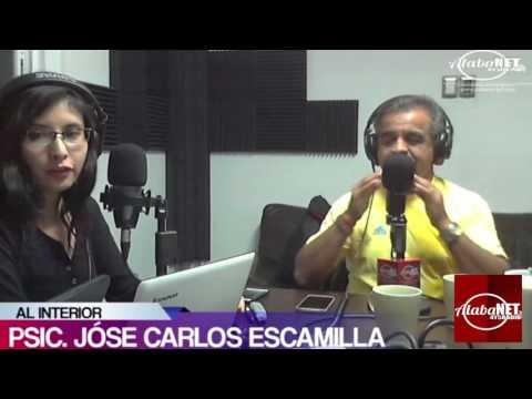 Jose Carlos Escamilla. Tema: codependencia en la relación de pareja