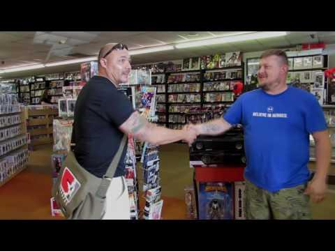 "Tour of Bankston""s Sport Memorabilia, Comics, & Collectibles in Waco, TX"