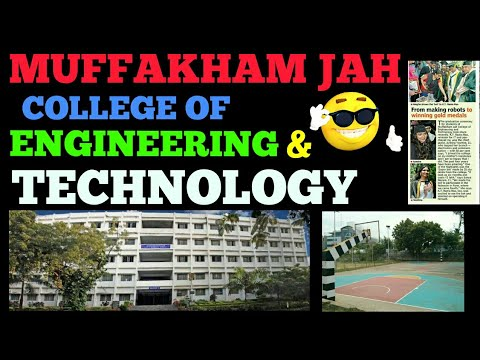 MUFFAKHAM JAH COLLEGE   TS EAMCET   TOP MINORITY COLLEGE