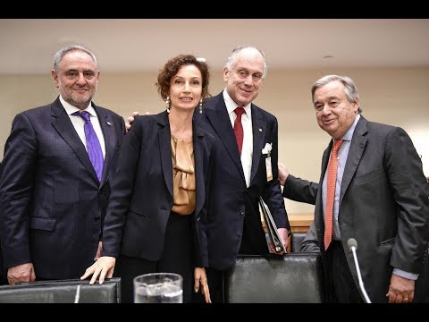 WJC President Ronald S. Lauder: 'World leaders must not remain silent in the face of antisemitism'