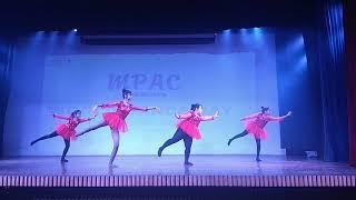 Kids Ballet dance performance. World Dance Day 2019