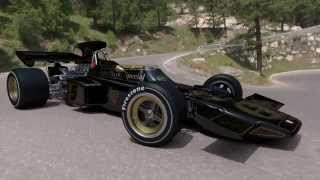Lotus 72D John Player Special