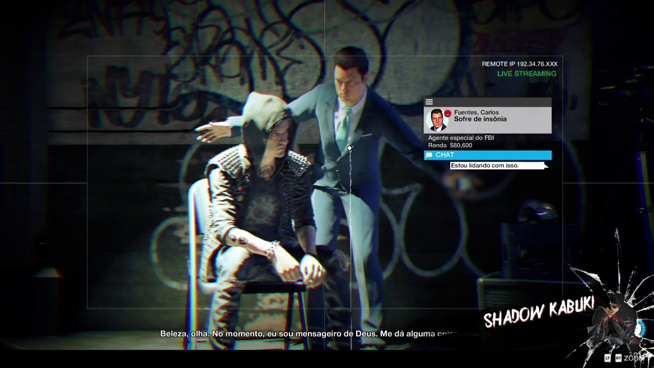 Watch Dogs  Wrench Sem Mascara