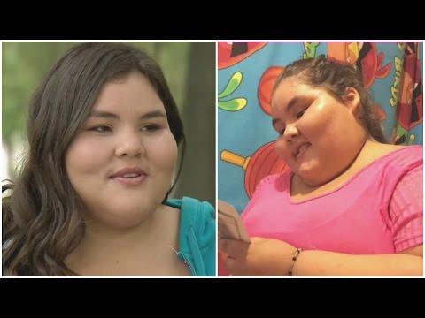 La historia de Dayana Camacho, la adolescente más obesa del mundo