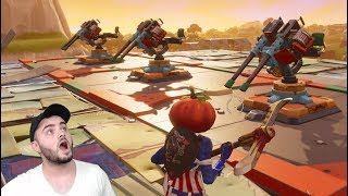 עדכון ענק - מוד חדש + נשק חדש !! עגבניות נגד המבורגרים !