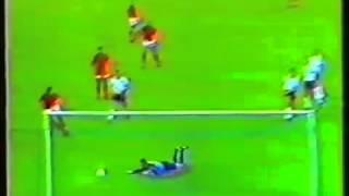Germania Ovest 1974 - Olanda 1974 0-1 - 7 luglio 1984 - 10° anniversario finale Mondiali 1974