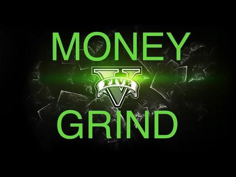 GTA 5 ONLINE: MAKING THAT CASH MONEY