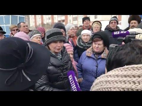 Аварийный сход в Татарстане.Зеленодольск / LIVE 27.02.19