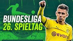 Der Geisterspieltag: BVB zerlegt Schalke, Labbadia is back! Onefootball Bundesliga Rückblick