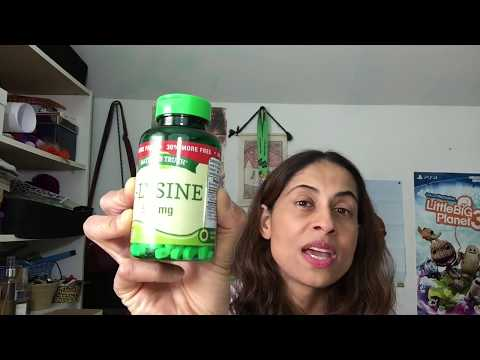 L Lysine Supplement for healthier skin