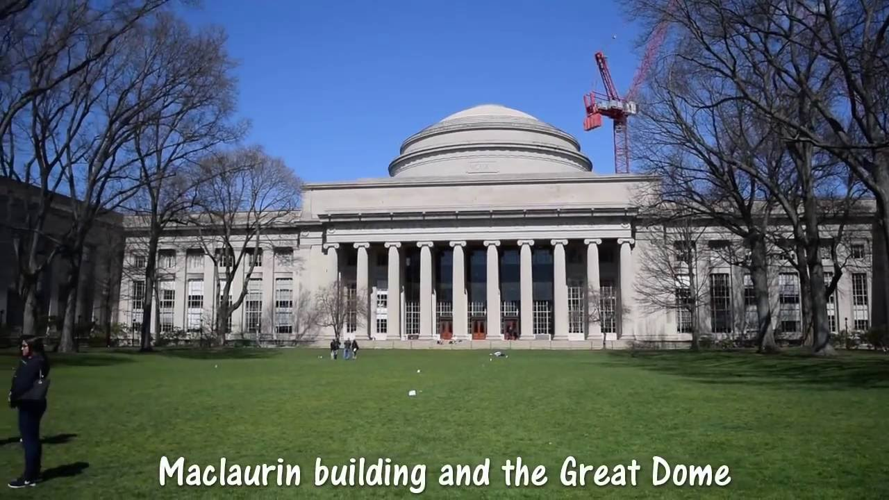 MIT Campus Tour - YouTube