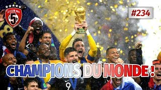 Replay #234 : Débrief France vs Croatie (4-2) ⭐⭐ !!! 🔵⚪🔴