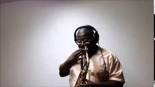 """Open My Heart"" by Yolanda Adams, Instrumental Sax Cover by Jamal Riley"