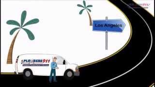 Los Angeles Plumbing Company | Call Plumbers 911