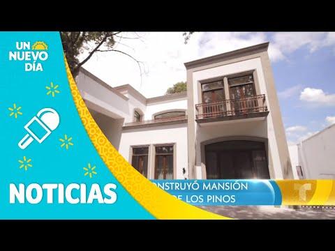 Rico - Angélica Rivera construyó mansión con los impuestos mexicanos?