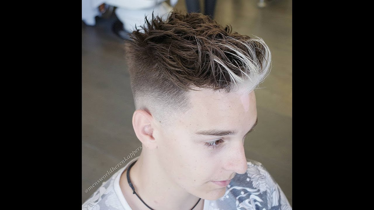 Mens Hairstyle 2017 18 Cool Quiff Hairstyle Short Hairstyles