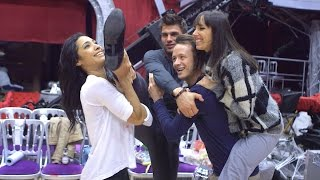 Pro Dance Rehearsal - Strictly Come Dancing: It Takes Two 2014 – BBC Two