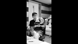 androp Recording - Behind the Scene #6 - #Shorts