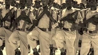 Somaliland Army Power 2014
