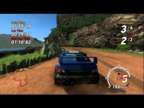 Sega Rally Revo Gameplay [HD]