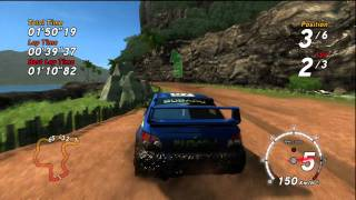 Sega Rally Revo Gameplay [HD]