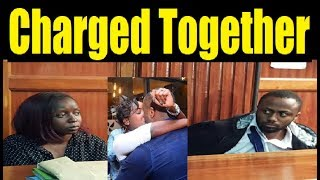 Jacque Maribe And Jowie Together At The Dock Bila Love
