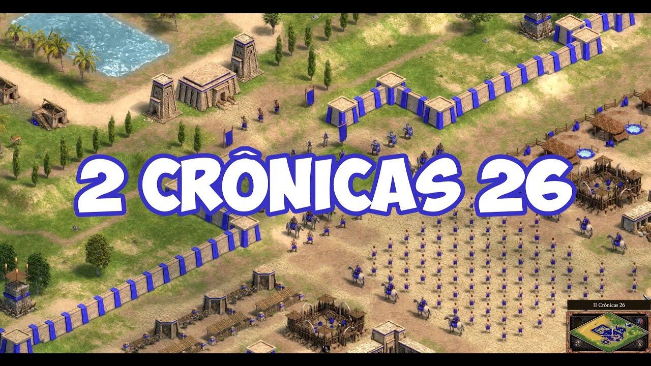 II Crônicas 26