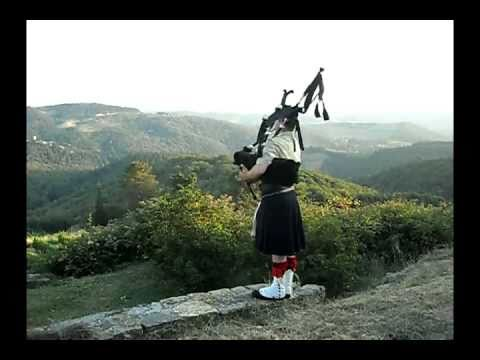 Kingdom Melody 36 On Bagpipe The Wedding Song