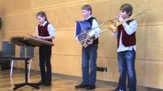 Pretuler Polka - Die Gondbauern