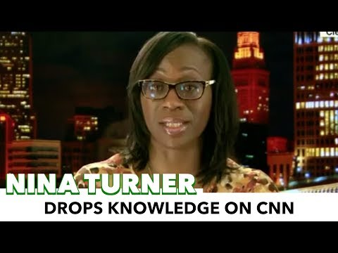 Nina Turner Continues Dropping Knowledge On CNN