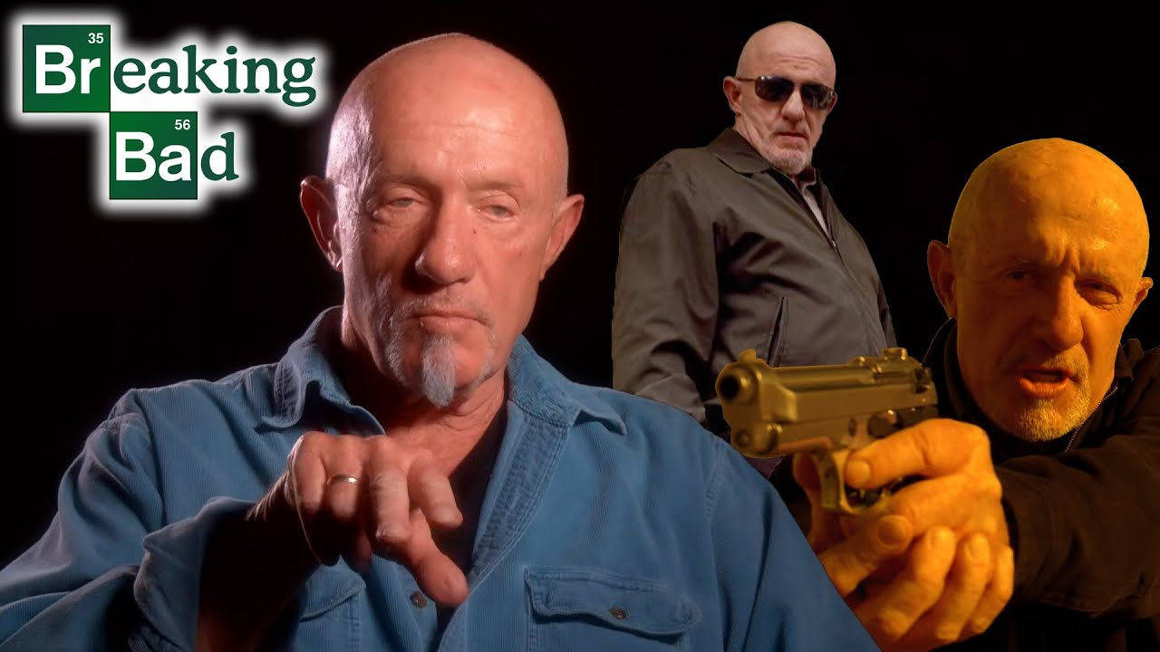 Download The Cleaner Jonathan Banks as Mike | Breaking Bad Extras